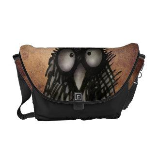 Night Owl Messenger Bag