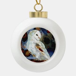 Night Owl Ornaments