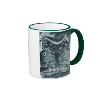 Night Owl Pair - Coffee Mug