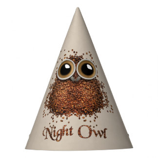Night Owl Party Hat