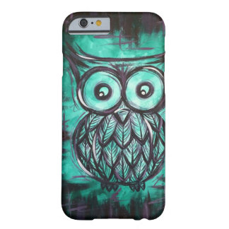 Night Owl Phone Case Barely There iPhone 6 Case
