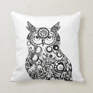 Night Owl Pillow