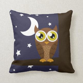 """""""Night Owl"""" Pillow"""