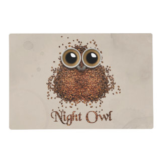 Night Owl Placemat