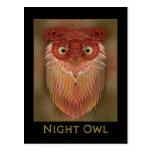 Night Owl Postcards