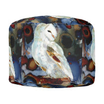 Night Owl Pouf