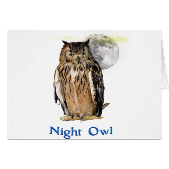Night owl products card