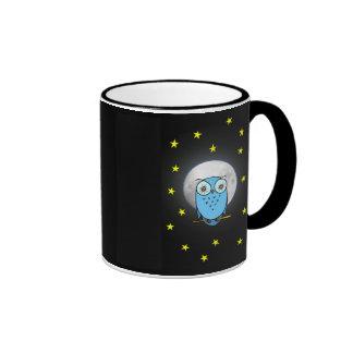 Night Owl Ringer Mug