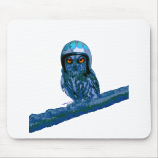 Night Owl - Seize The Night! Mouse Pad