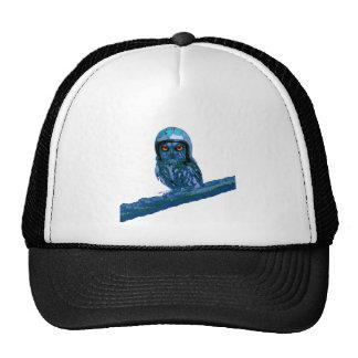 Night Owl - Seize The Night! Trucker Hat