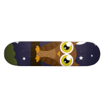 """Night Owl"" Skateboard"