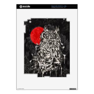 Night Owl Skin For iPad 2