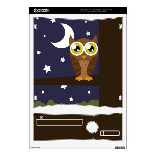 """""""Night Owl"""" Skins For The Xbox 360 S"""