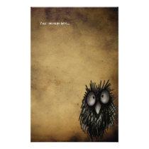 Night Owl Stationery