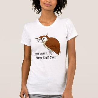 'Night Owl' T-shirt