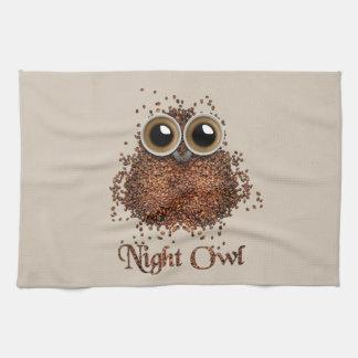 Night Owl Towels