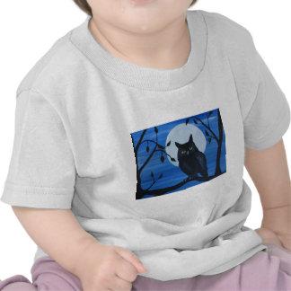 Night Owl T Shirts