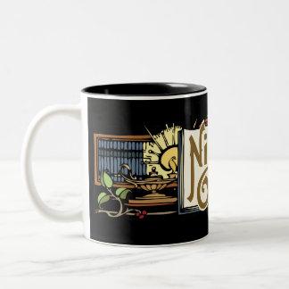Night Owl Two-Tone Coffee Mug