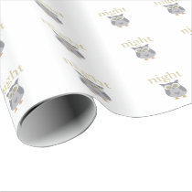 Night Owl Wrapping Paper