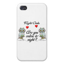 Night Owls multiple products selected Cover For iPhone 4