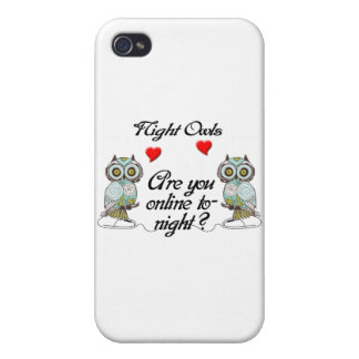 Night Owls multiple products selected iPhone 4/4S Case