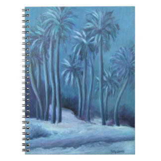 NIGHT PALMS Notebook