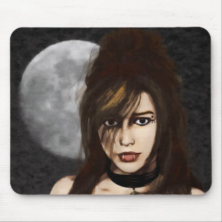 Night Portrait Mousepad