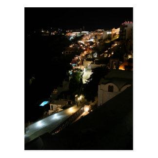 Night Postcard
