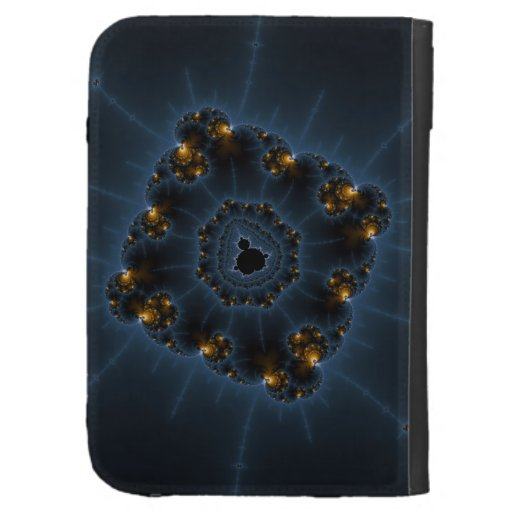 Night Prowler Fractal Art Kindle 3 Covers