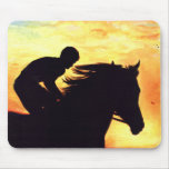 Night Race! Mouse Pad