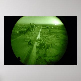 Night Raid in Iraq Poster