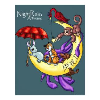 Night Rain Artisans Flyer