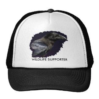 Night Raven Gifts Trucker Hat