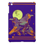 Night Ravens Goth moon by Sharles Case For The iPad Mini