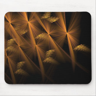Night Reeds Mouse Pad