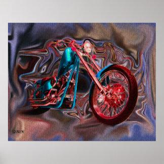 Night Rider Poster