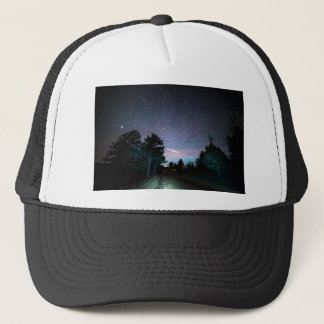 Night Rider Trucker Hat