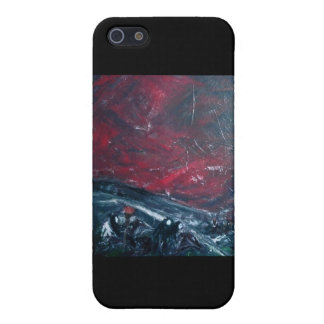 NIGHT RIDERS iPhone SE/5/5s COVER