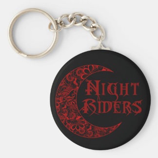 Night Riders Keychain