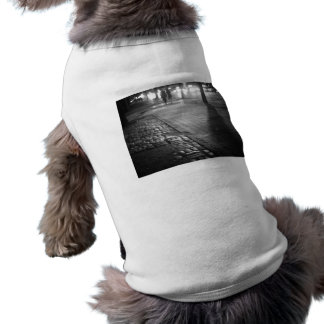 Night Romance - Central Park East - New York City Dog Tee