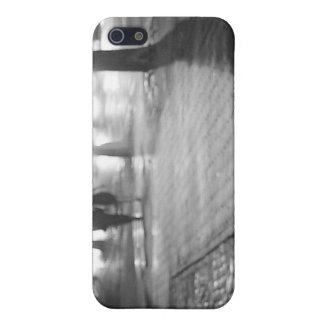 Night Romance - Central Park East - New York City iPhone 5 Case