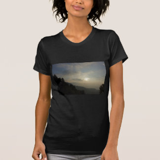 night scene moon T-Shirt