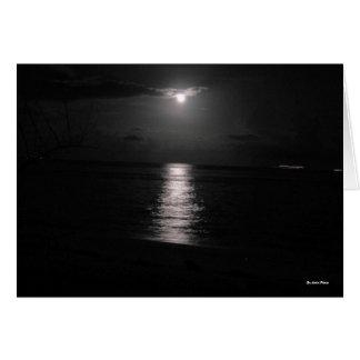 Night Sea Card
