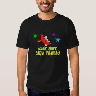 Night Shift NICU NURSE Gifts T-shirt