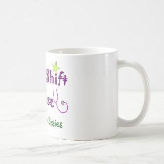 Night Shift Nurse NOT FOR SISSIES Coffee Mug