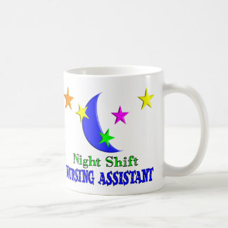 Night Shift Nursing Assistant Coffee Mug