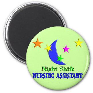 Night Shift Nursing Assistant Magnet