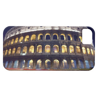 Night shot of Colosseum iPhone SE/5/5s Case