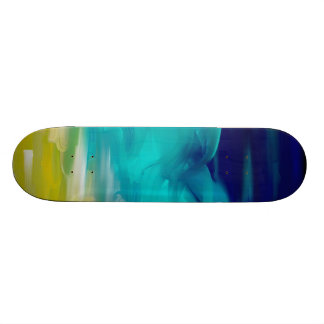 night skateboard