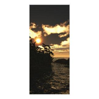 Night Skies Personalized Rack Card